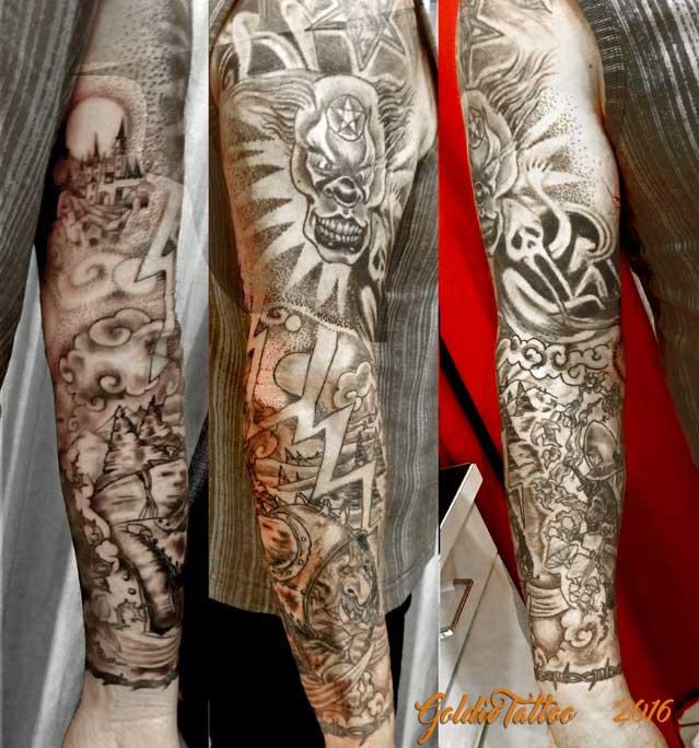 manchette homme tatouage latest manchette homme tatouage with manchette homme tatouage. Black Bedroom Furniture Sets. Home Design Ideas
