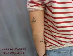 GOLDIE TATTOO Tarbes.nov.2018.web. 2 tattoos minimalistes. .jpg