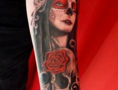 Goldie tattoo tarbes. dia de muerte.03.2012 (Large).jpg