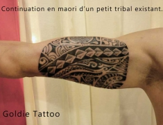 Goldie-Tattoo-Tarbes.fev.2015.continuation-d'un-tribal-en-maori.web.jpg